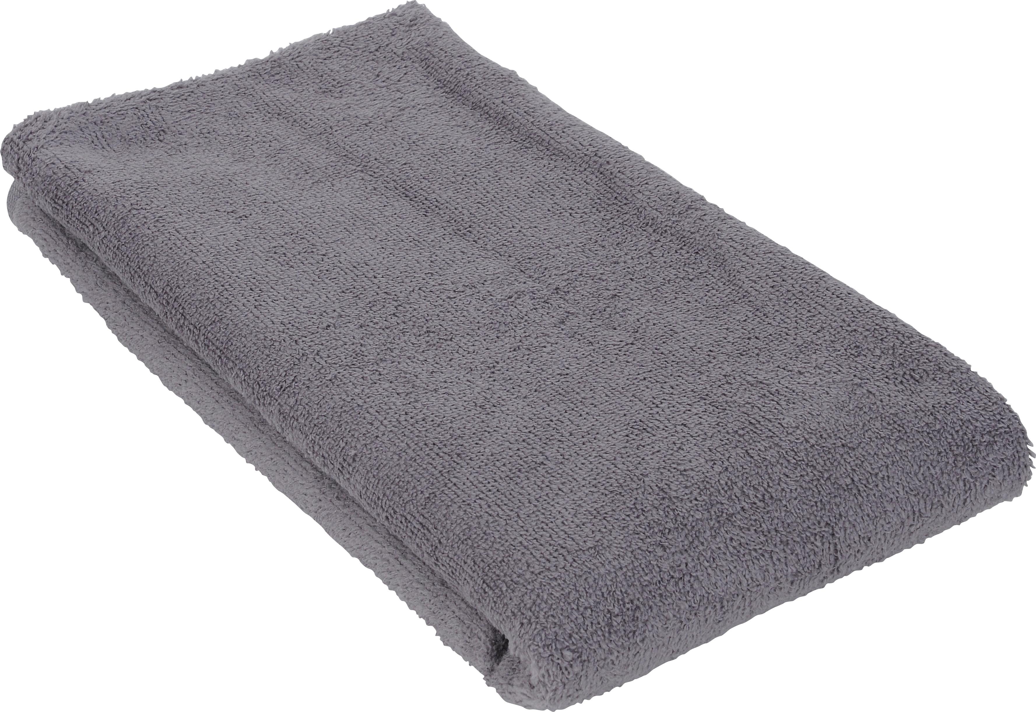 Bath Towels 70x140 grey