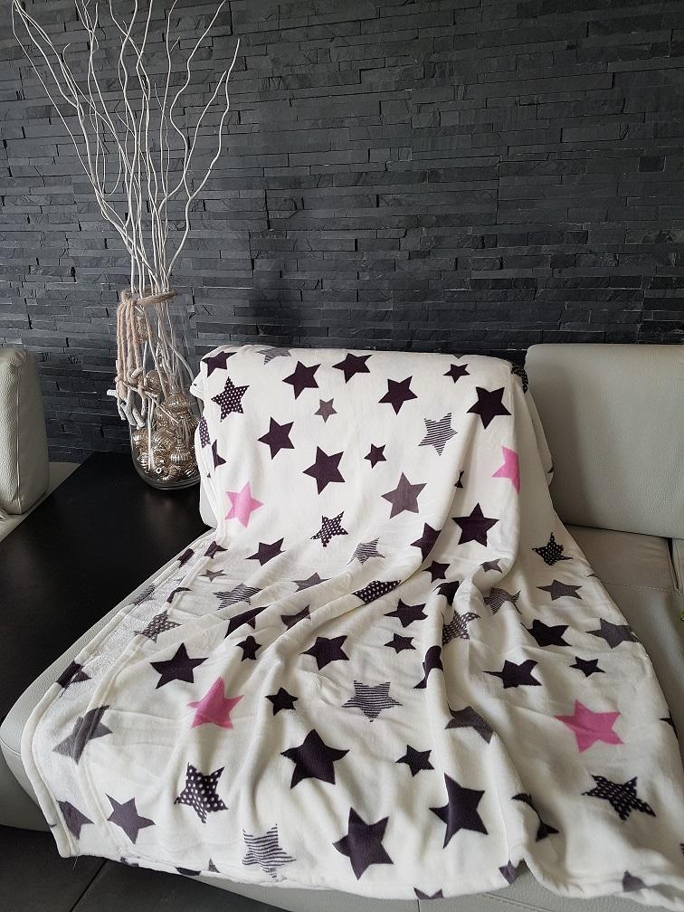 Blankets 150x200 stars