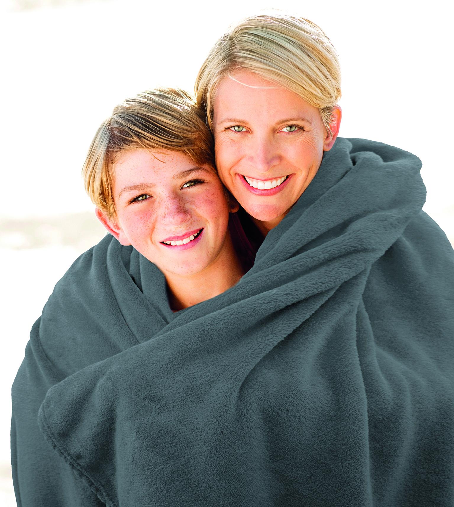 Blankets Premium 150x200 anthracite