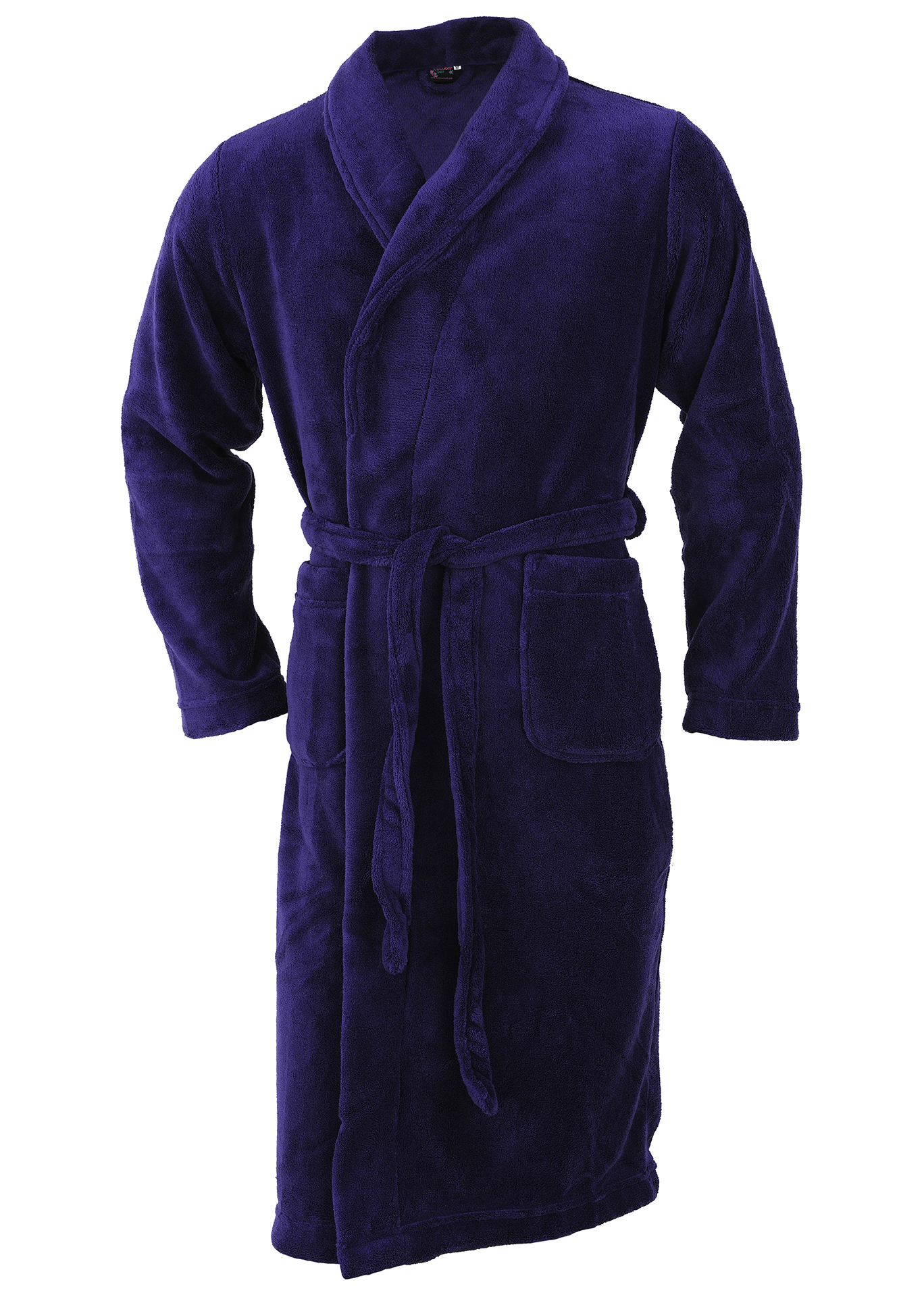 Bath Robes Comfort purple