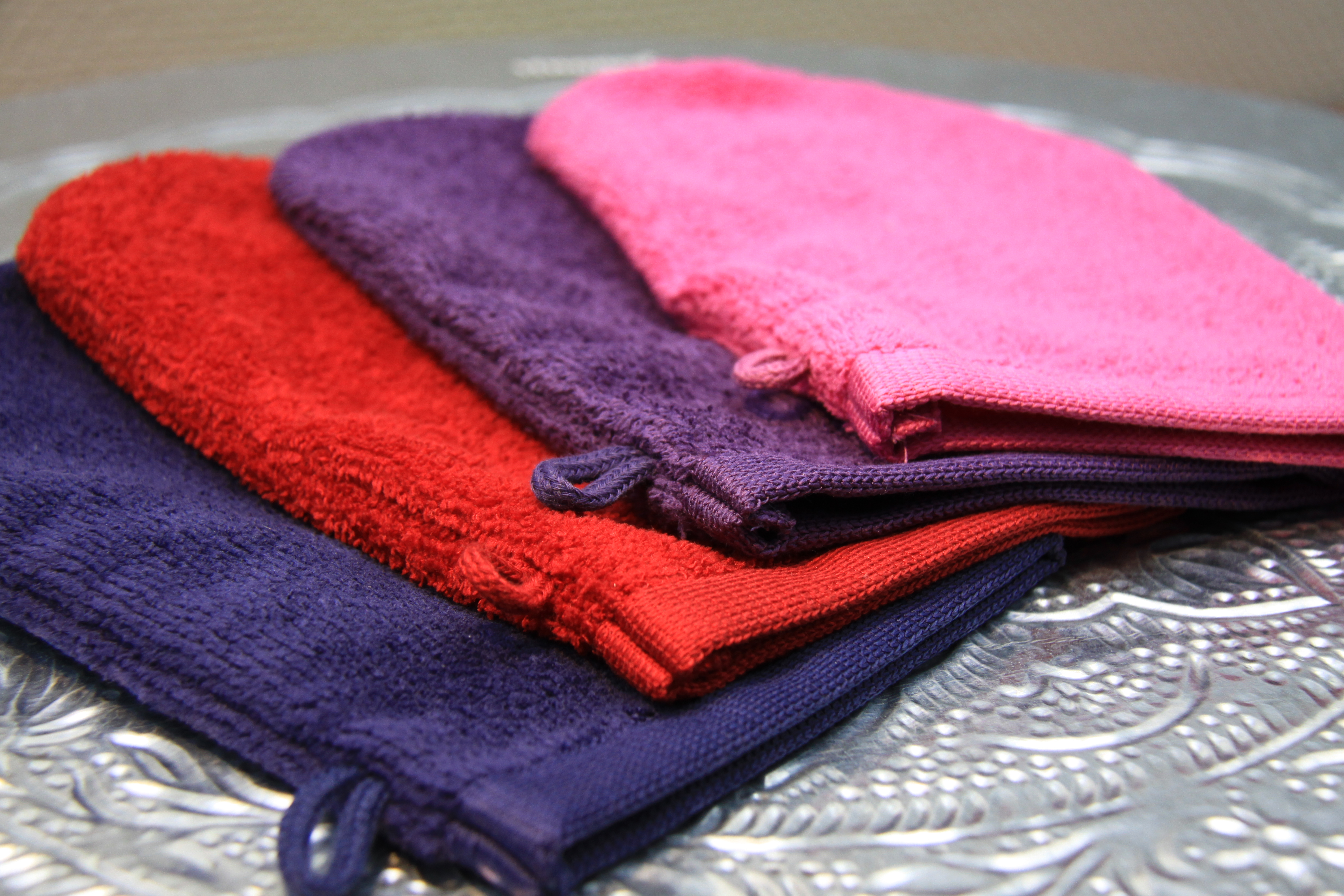 Wash Gloves 14x21 (2 items in a pack)