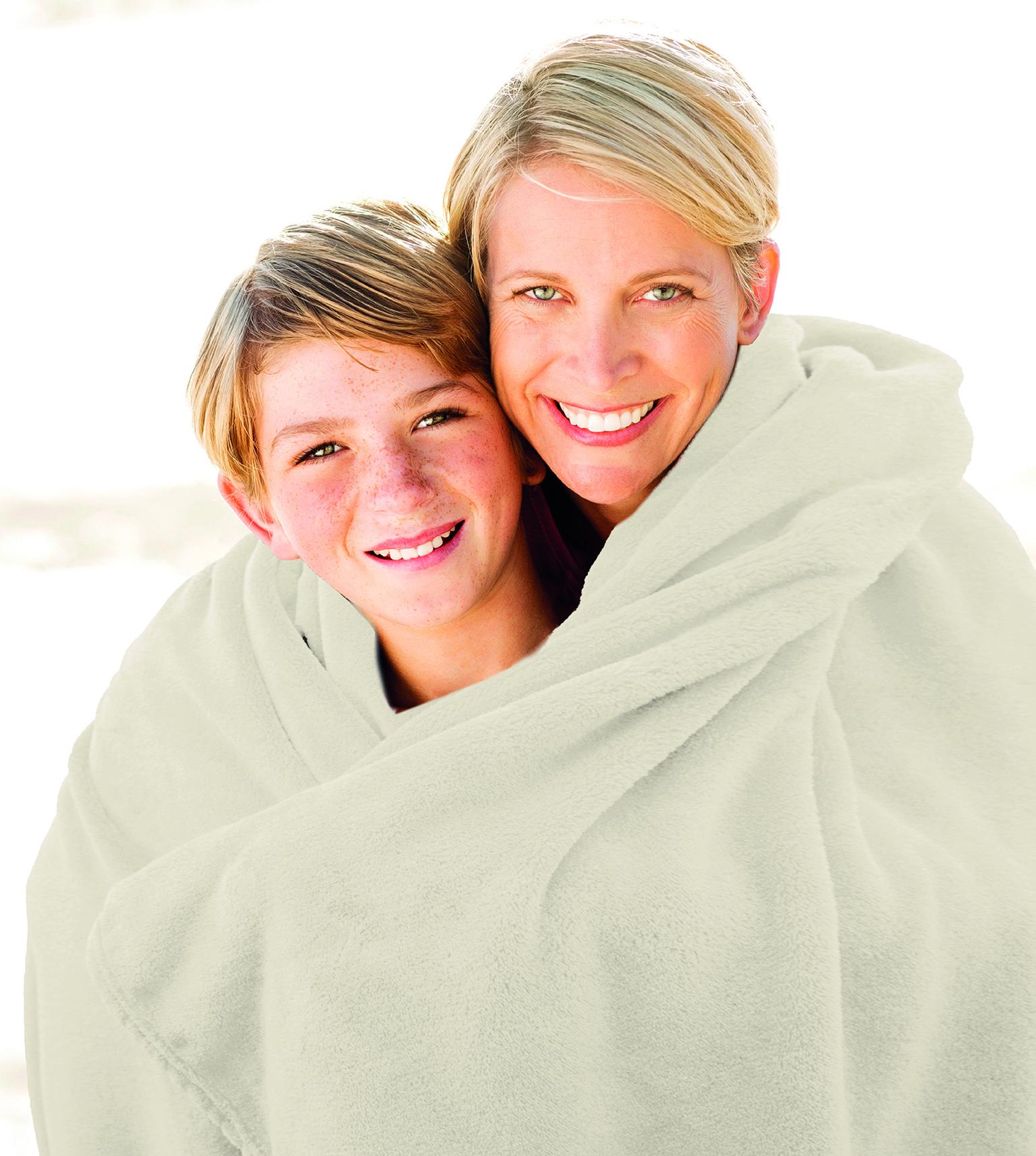 Blankets Premium 150x200 cream