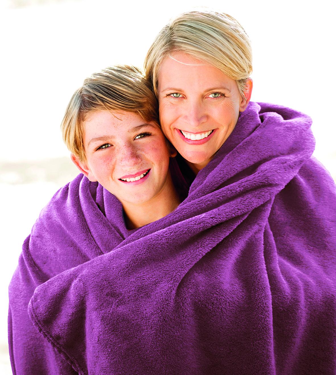 Blankets Premium 150x200 berry
