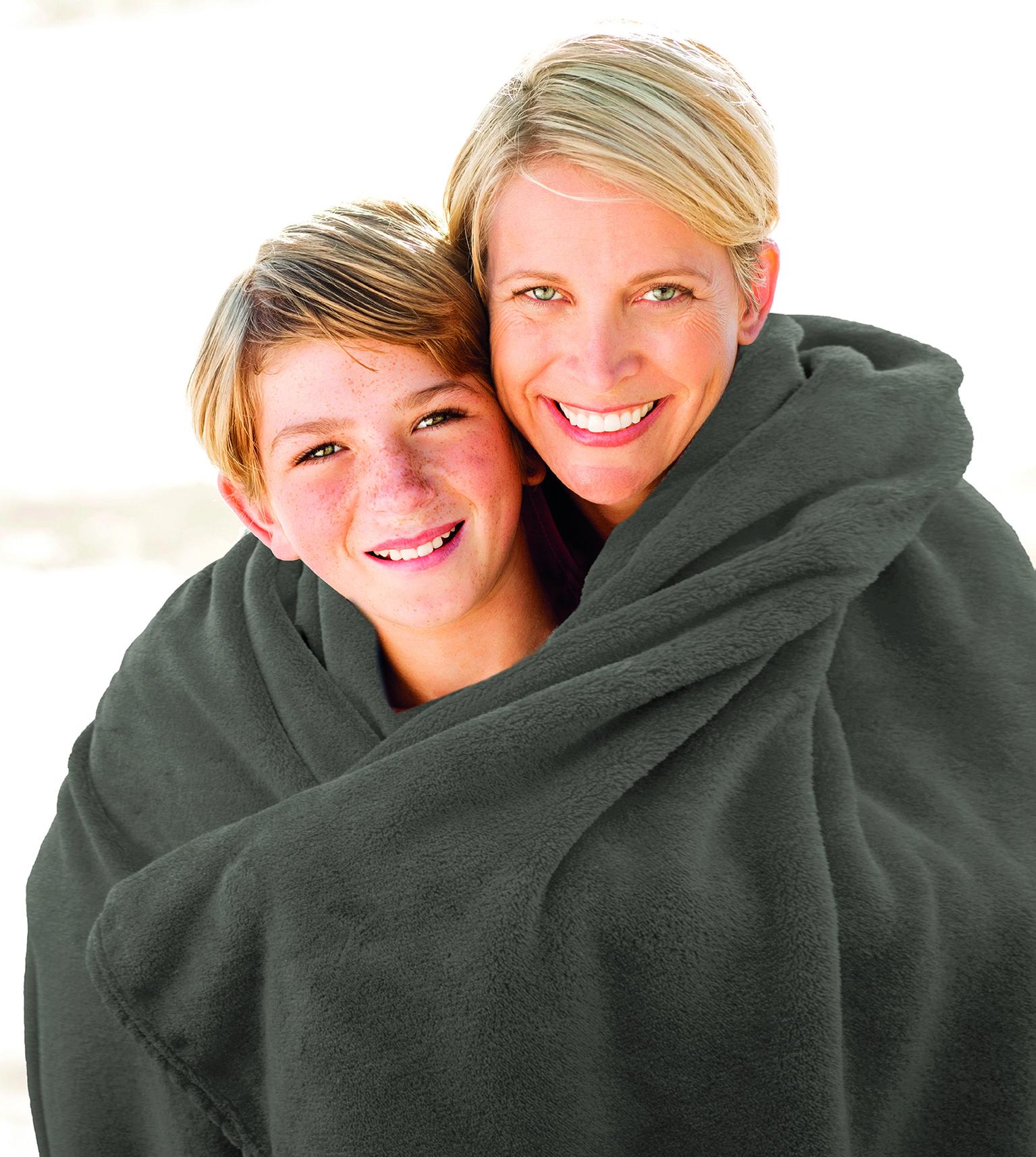 Blankets Premium 150x200 brown