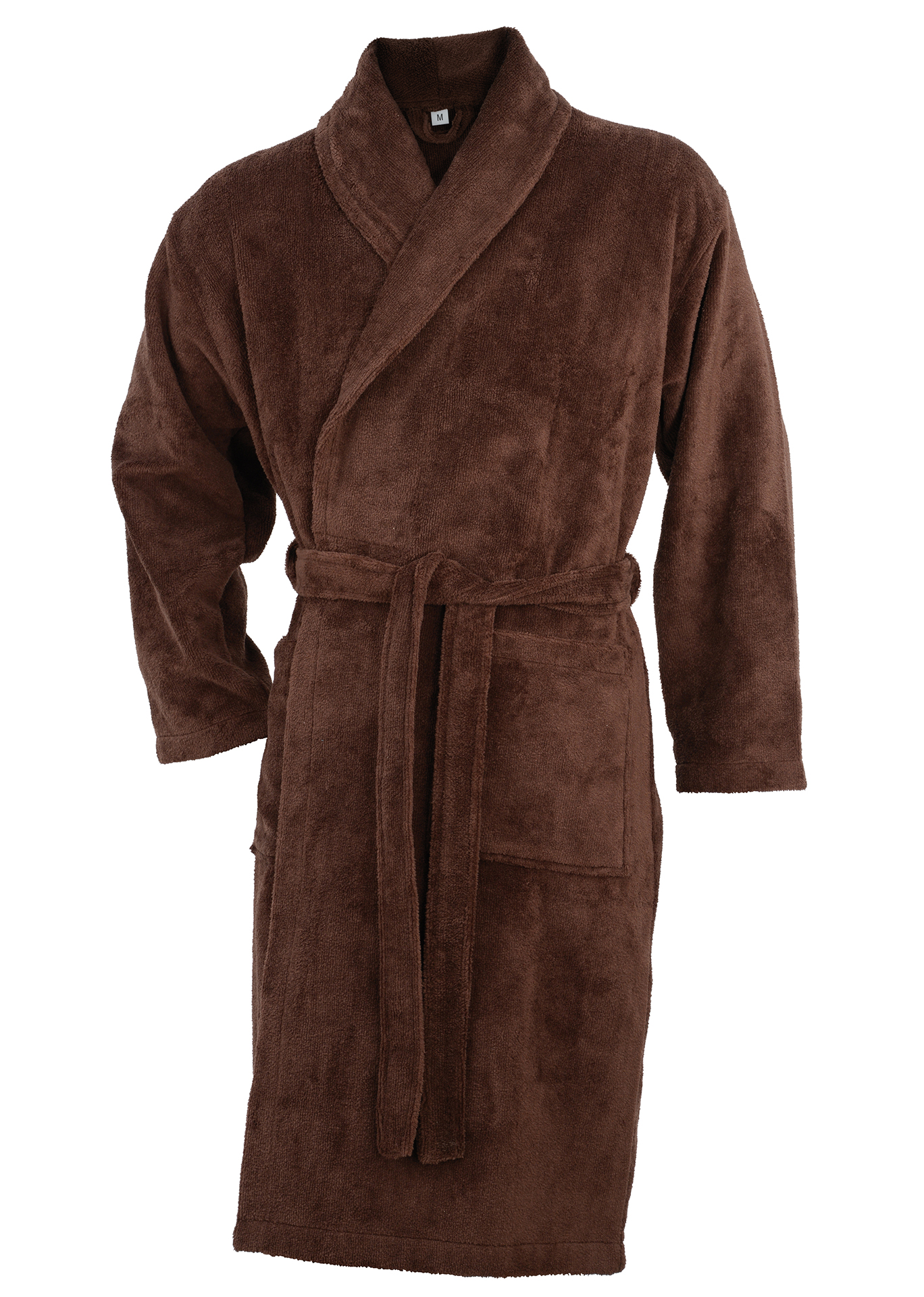Bath Robes Comfort brown